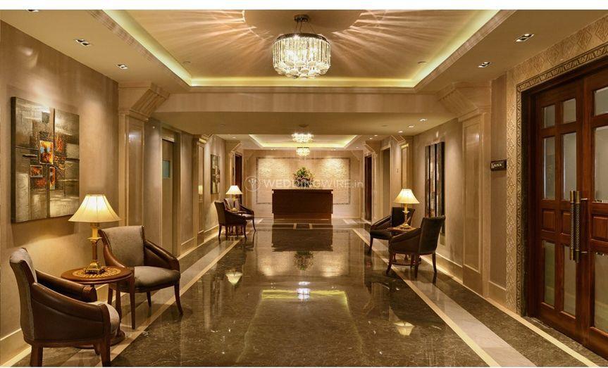 Sakya and Chaitya Lobby Area