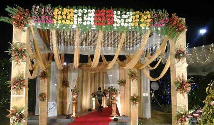 Kamal Flower Decoration