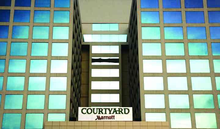 Courtyard, Chennai