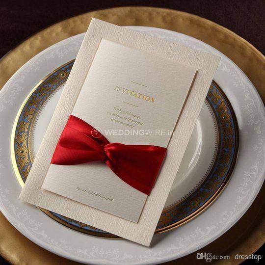 Wedding Invitations - Wedding invite