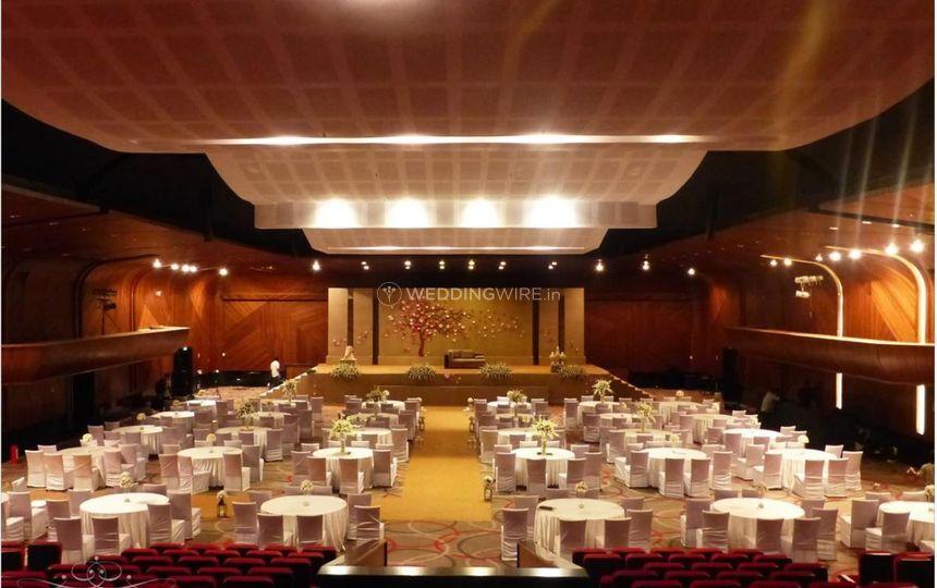 Oman hall - Jute theme
