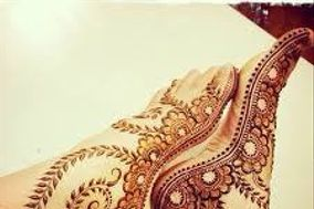 Bridal Mehndi Art, Ahmedabad