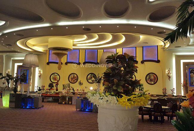 Klasston Grand Resort- Event space