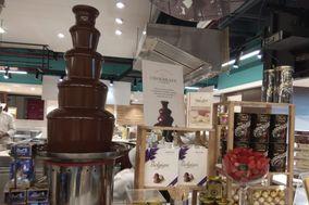 A4 Chocolate Fountain