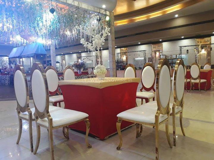 Sekhon banquet & GK Resorts