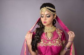 Namrata Guru's Makeup Studio and Family Salon