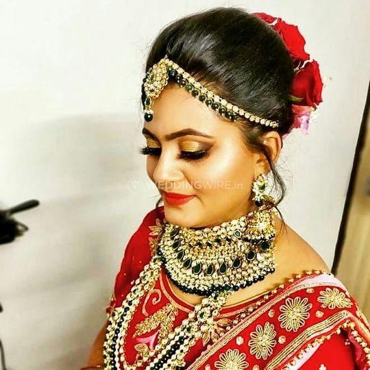 Makeup by Sonia Tanwani