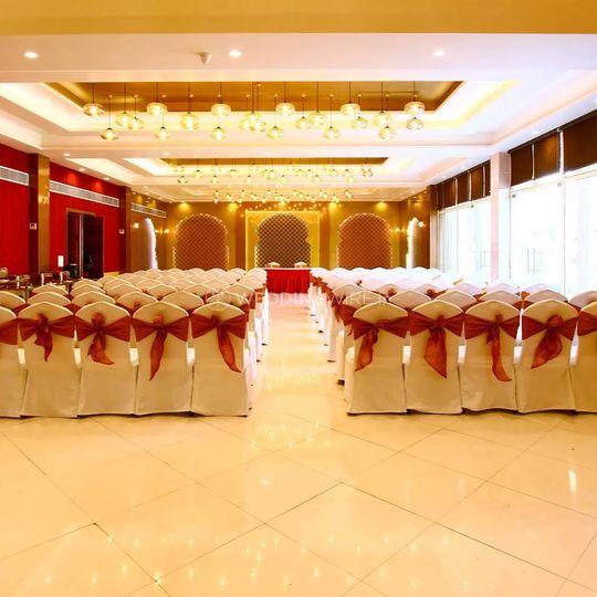 Hotel Usha Residency, Agra