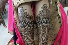 Shekhar Dubey Mehandi and Tattoos Arts
