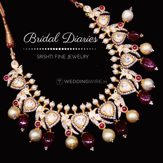 Perfect jewellery for your wed