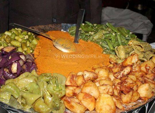 Srivatsasa catering