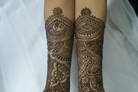 Aekta Shah Mehndi Designer, Naranpura