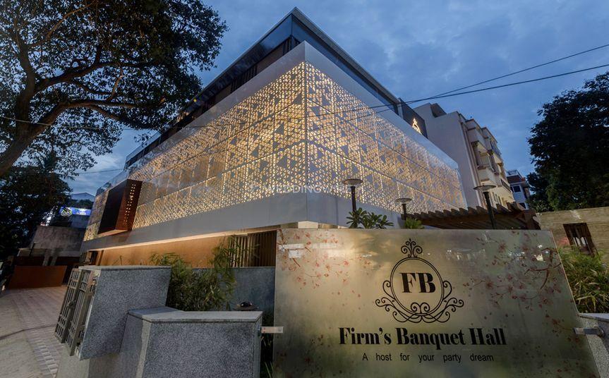 Firms Banquet Hall