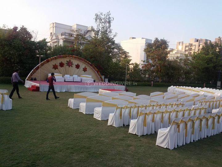 Shakti farm party plot