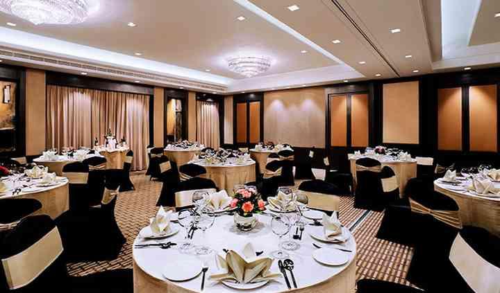 St. Marks Hotel Banglore