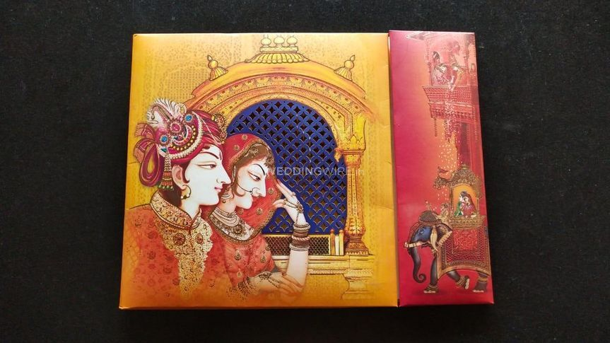 Tulsi Cards & Papers