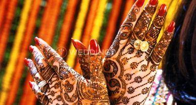 Jaypuri Mehandi Art