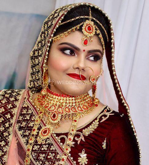 Preeti Shekhawat Makeup Artist and Hair Stylist