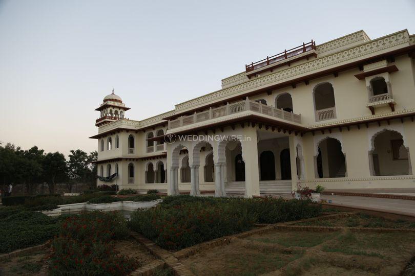 Nazarbagh Palace