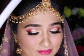 Jamila Saifee Makeup Artistry