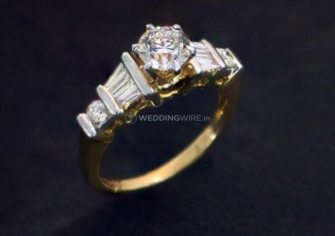 Your wedding ring