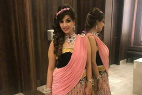 Avni Kashyap Makeover