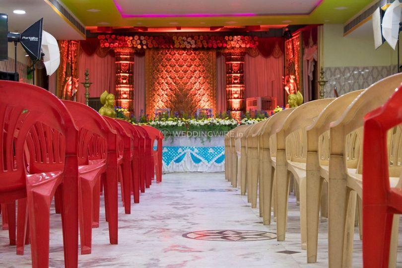 S. R. Kalyana Mahal, Tiruchirapalli