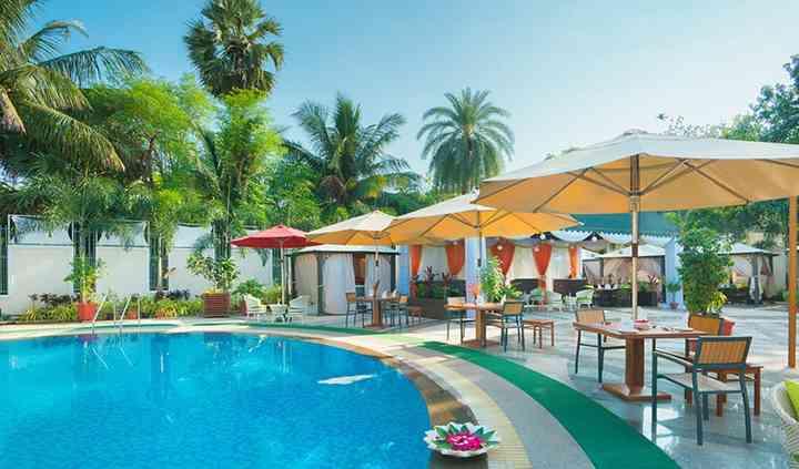 Poolside Venue