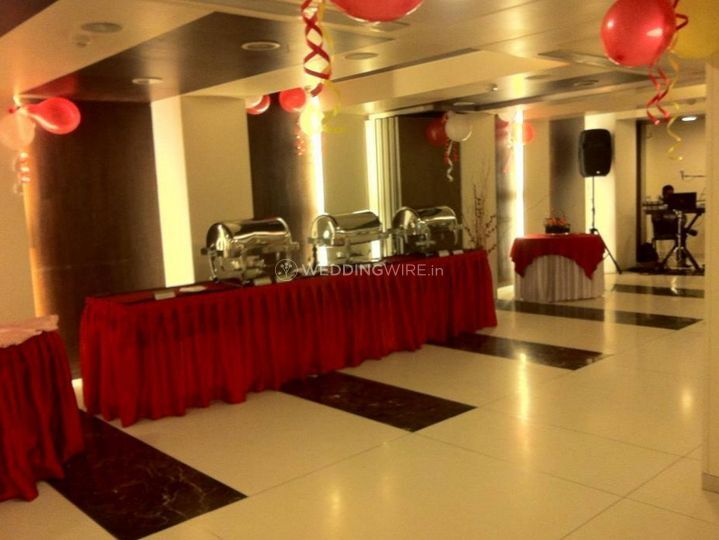 Catering counter
