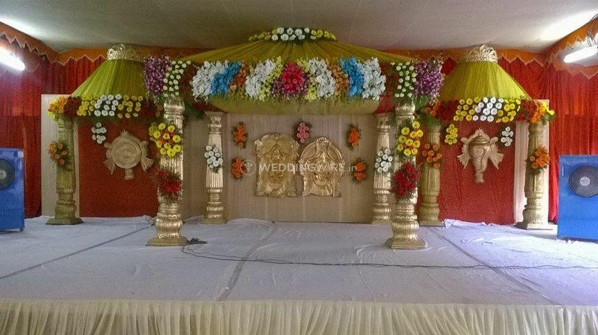 Aasini Flower Decorations