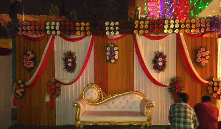 Sri dhanalakshmi tent house & flower decorators