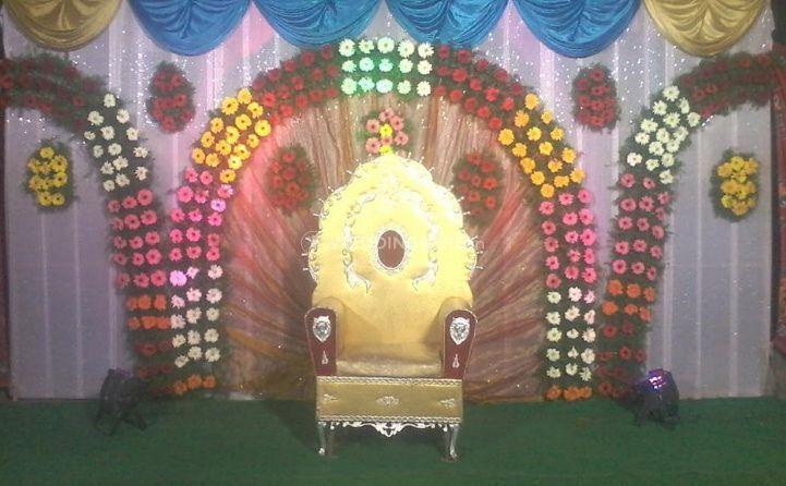 Ayyagari Flower Decoration