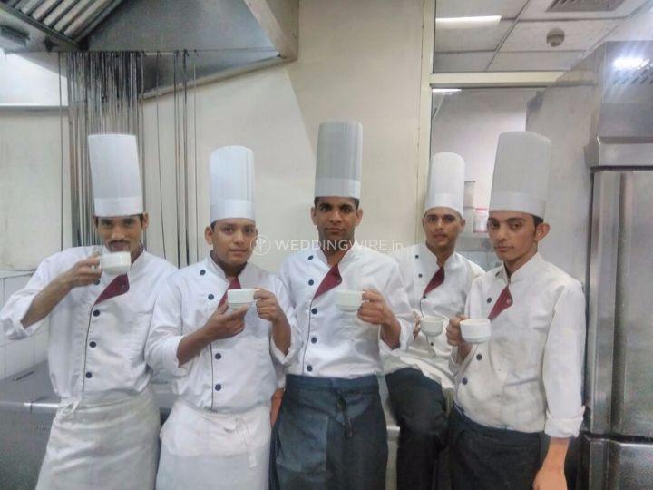 Hot Plate Caterer