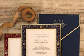 Rohan & Aparna Invitations
