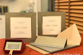Rohan & Aparna Invitations