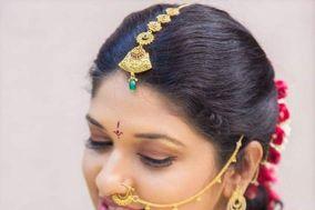 Prasha - Makeup & Hair by Ashwini Sharath