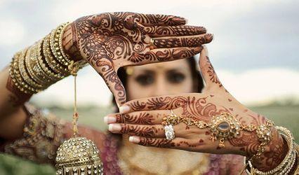 Fatima Mehendi Design