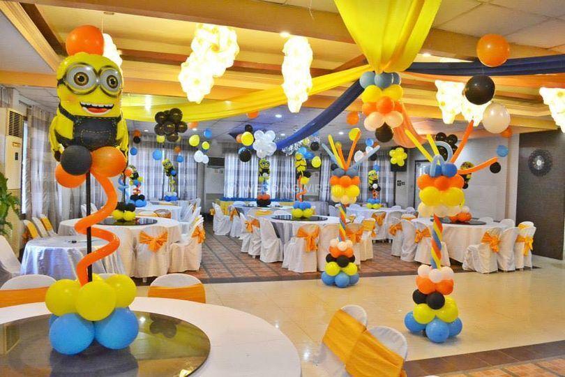 Baloon decor