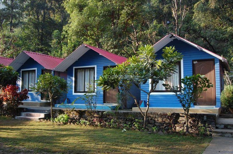Cottage's Exterior