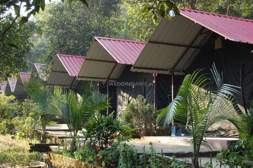 Camps' Exterior