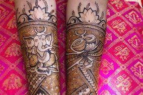 Purana Anil Mehandi Art