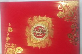 Nishant Wedding Card, Uttam Nagar