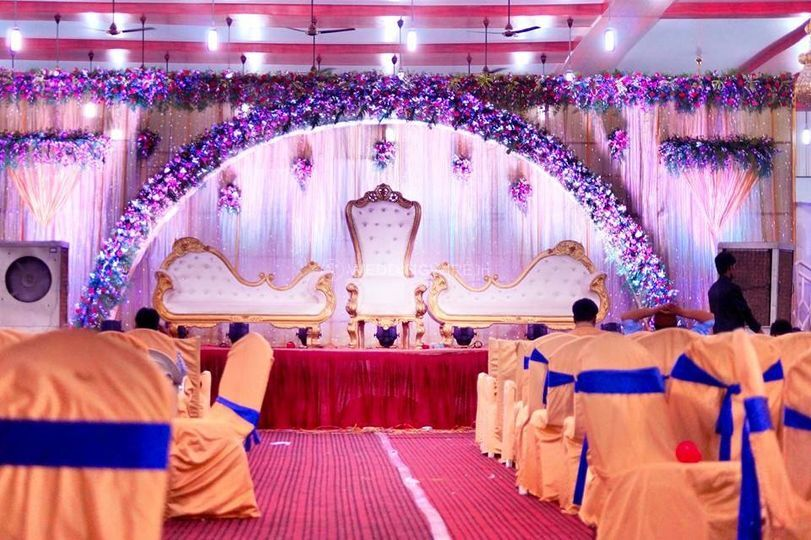 Exclusive Decorations From Mq Palace Function Hall Photo 1