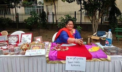 Cosmic Healing by Sushma Jain