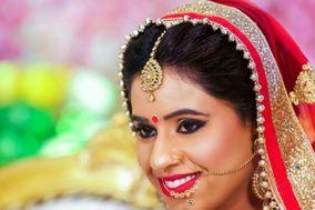Make Up and Hair by Alisha Chandna
