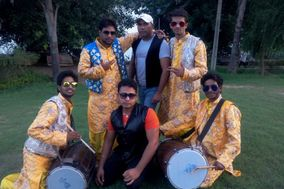 Jawahar Singh's Amazing Indian Dhol