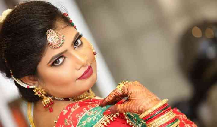 Afreen Khan Makeup Artist