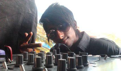 DJ Sizzler DJ Shashi Smiley
