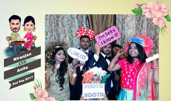 Bilimbe Wedding Photo Booth