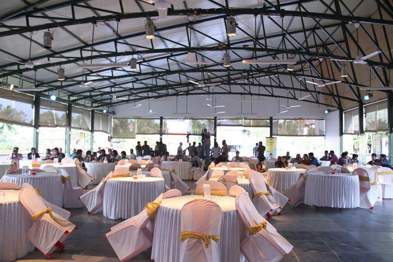 Udyan Convention & Exhibition Centre